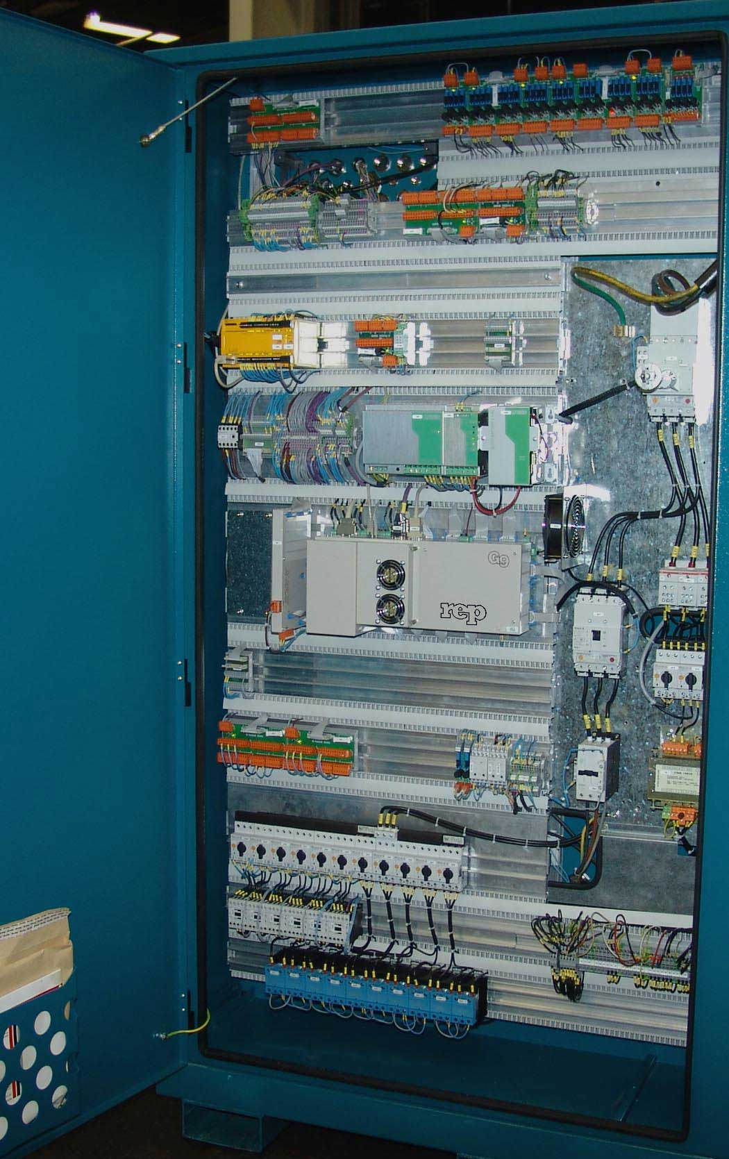 machinery upgrading|electrical cabinet | retrofitting