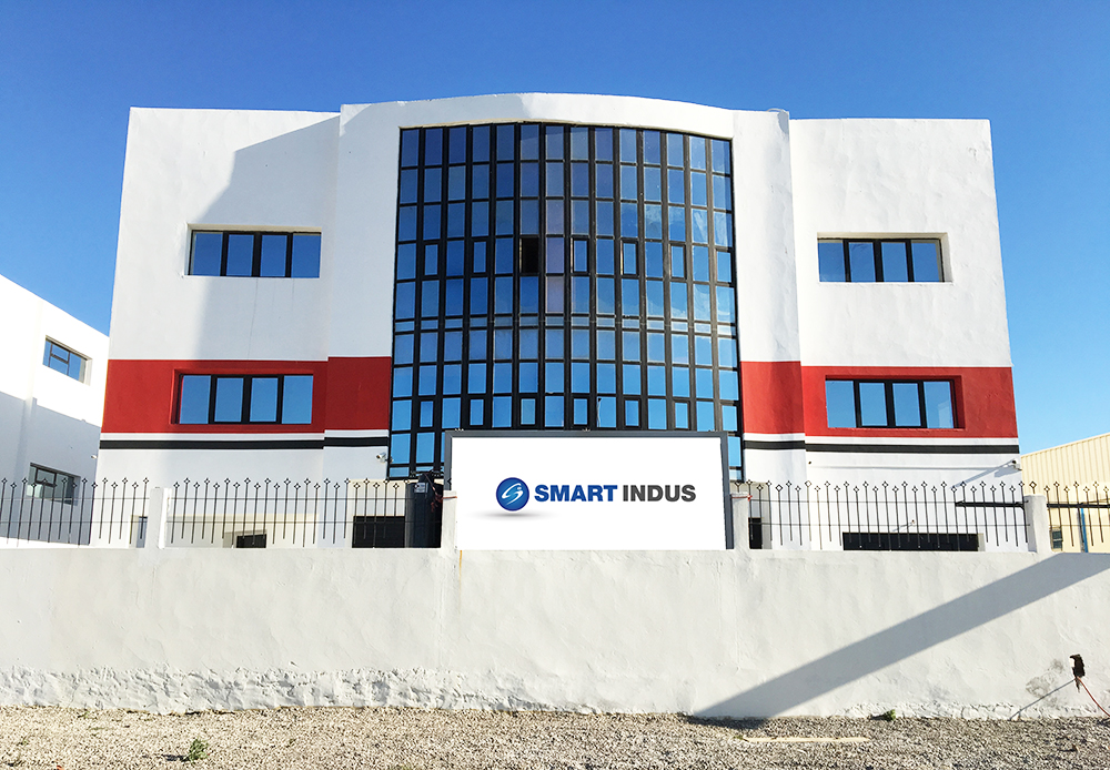 SMARTINDUS head office in Tangier