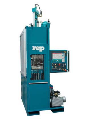 rubber injection press  50t