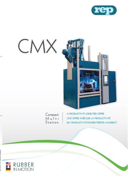 CMX leaflet manufacturers rubber machines