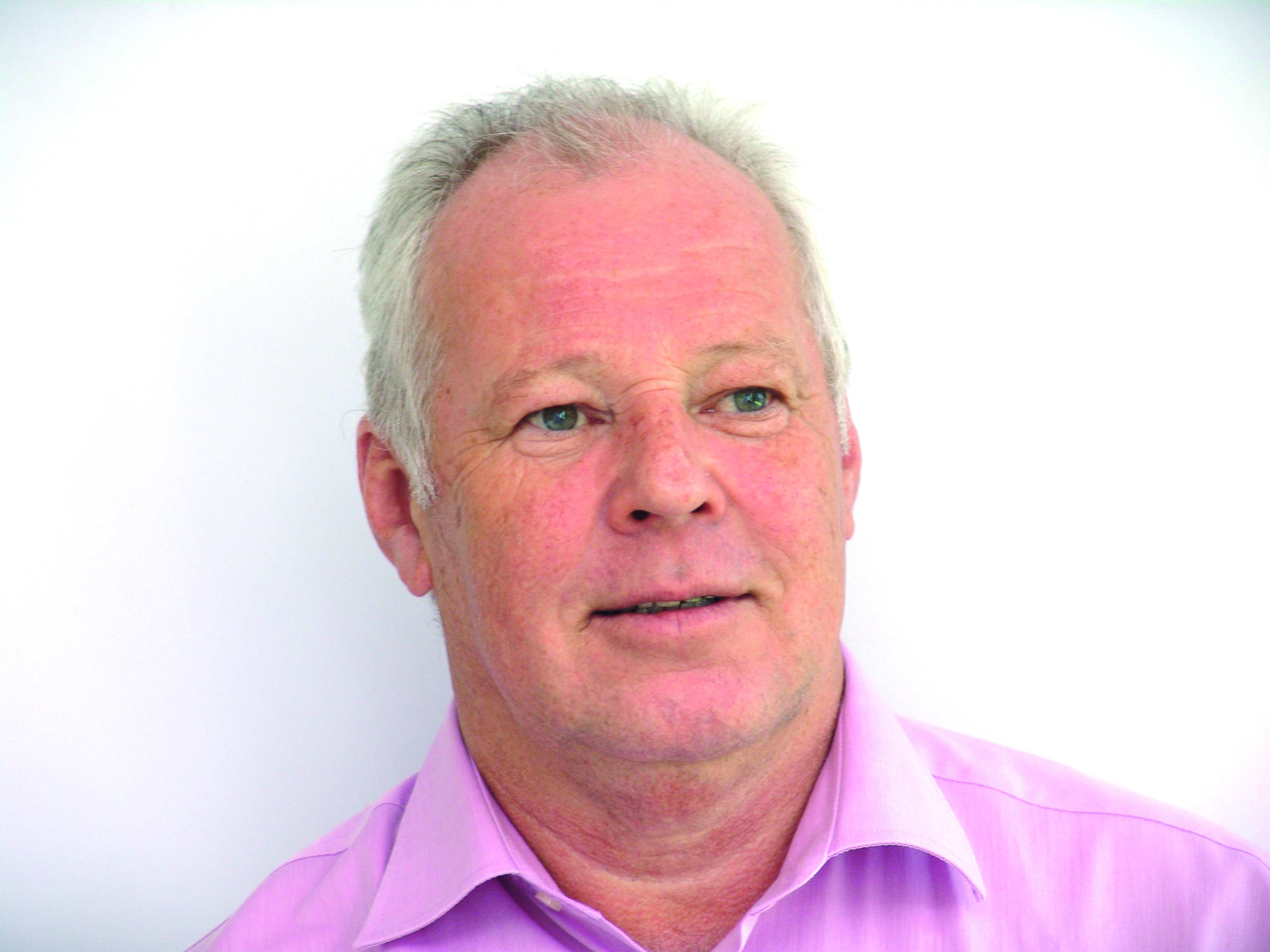 Stewart Knight, Sales Manager (REP international)